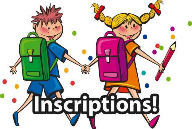 Inscription rentree scolaire